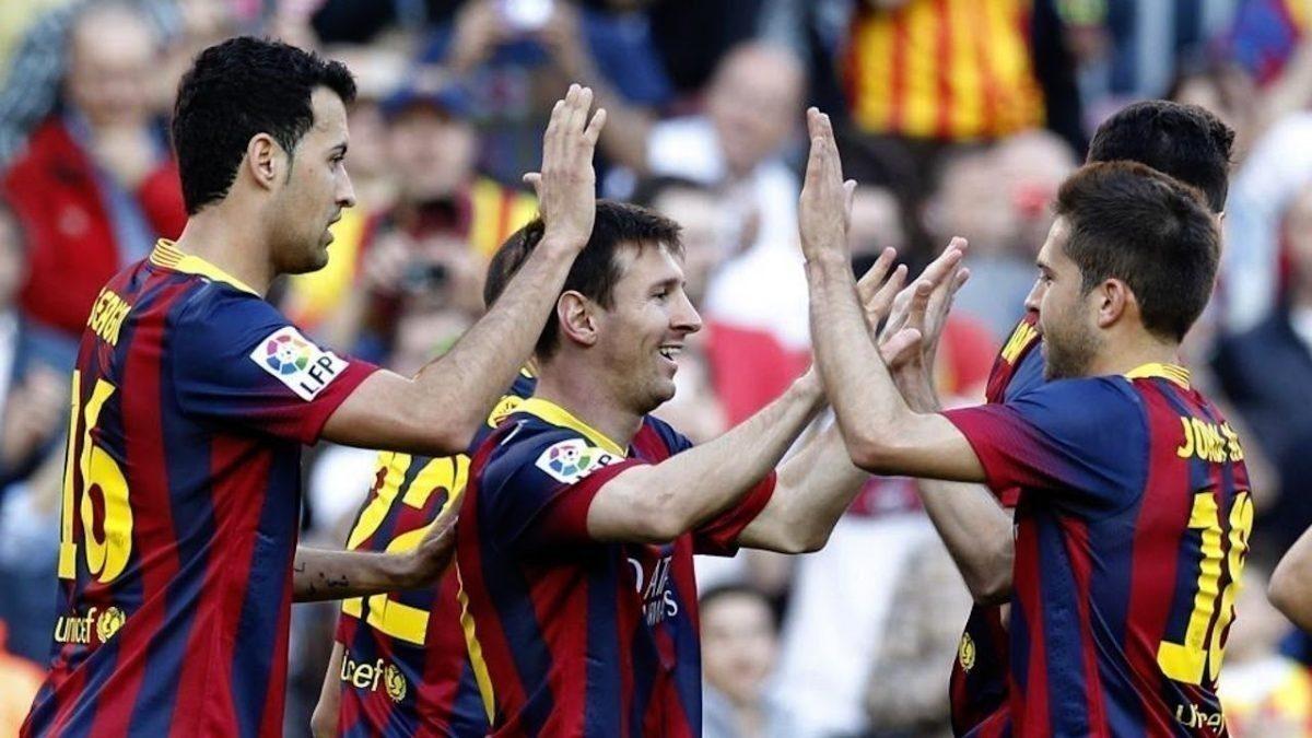 Barcelona 7-0 Osasuna