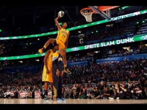 Sprite Slam Dunk Contest 2014