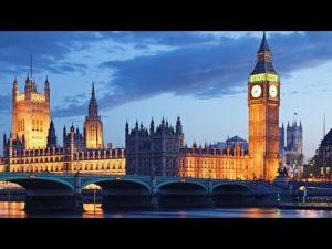 Travel Vlog: London!